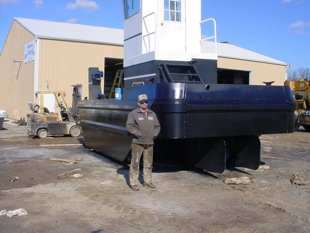 Madison Boat Barge